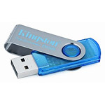 Pendrive Kingston DataTraveler 101 8GB Cyan